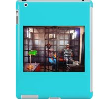 Historic Jailhouse iPad Case/Skin