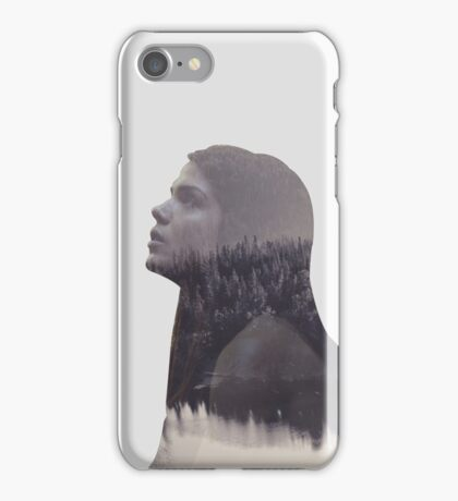 Octavia - The 100 - Forest iPhone Case/Skin