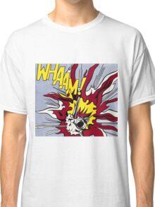 Whaam! Poster Classic T-Shirt
