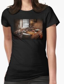 Lawyer - The Adventurer  Womens Fitted T-Shirt