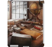 Lawyer - The Adventurer  iPad Case/Skin