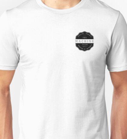 Person of Interest - Machine Unisex T-Shirt