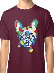 Französische Bulldogge Welpe Classic T-Shirt