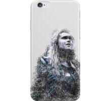 Clarke - The 100 - Thread iPhone Case/Skin