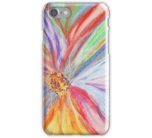 Abstract Floral Art  iPhone Case/Skin