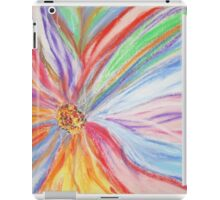 Abstract Floral Art  iPad Case/Skin