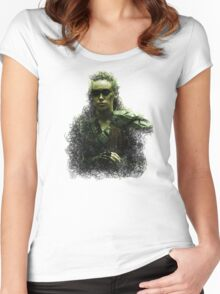Lexa - The 100 - Thread Women's Fitted Scoop T-Shirt