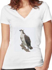 Osprey Women's Fitted V-Neck T-Shirt