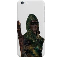 Arrow city iPhone Case/Skin