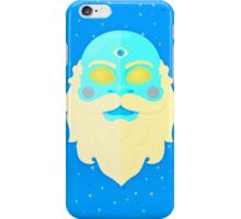 Santa Cosmos iPhone Case/Skin
