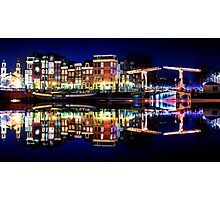 A view over Amsterdam Photographic Print