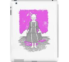 Little Trouble Girl iPad Case/Skin