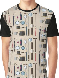 Gentleman's Accessories Graphic T-Shirt