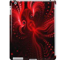 Screaming Red Octopus iPad Case/Skin