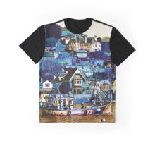 Trawler At Dartmouth- April 2016 Graphic T-Shirt
