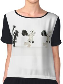Star Wars the Musical Chiffon Top