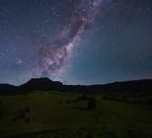 The Milky Way, South of Beaudesert, Qld by McguiganVisuals