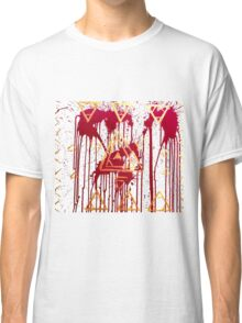goldene Pyramiden  Classic T-Shirt