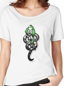 Beetlejuice Eater Women's Relaxed Fit T-Shirt