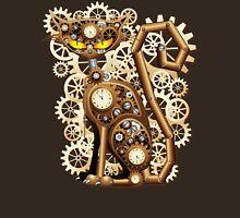 Steampunk Cat Vintage Style Unisex T-Shirt