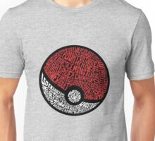 wild pokemon Unisex T-Shirt