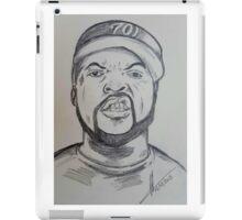 Ice Cube  iPad Case/Skin