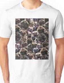 Pugs, not drugs Unisex T-Shirt