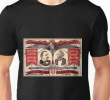 Artist Posters Public office is a public trust For President of the United States Grover Cleveland of New York For Vice President of the United States Allen G Thurman of Ohio 0380 Unisex T-Shirt