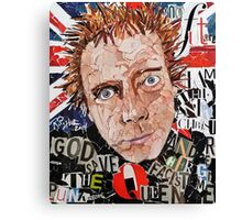 Rotten Made In Britain Canvas Print