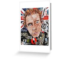 Rotten Made In Britain Greeting Card