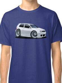 Cartoon Car VW Classic T-Shirt