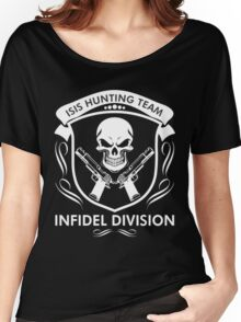 HUNTING TEAM Women's Relaxed Fit T-Shirt