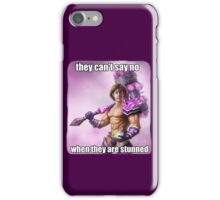 They can't say no to Taric <3 iPhone Case/Skin