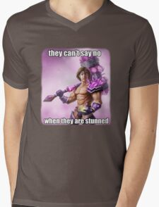 They can't say no to Taric <3 Mens V-Neck T-Shirt