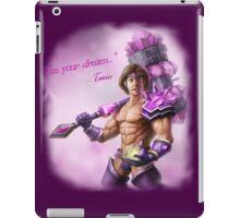Homosexual Taric <3 iPad Case/Skin