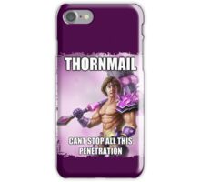Thormail <3 iPhone Case/Skin