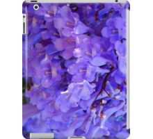 Jacaranda Glory iPad Case/Skin