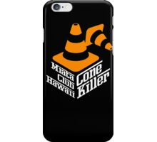 Miata Club of Hawaii Orange Cone Killer iPhone Case/Skin