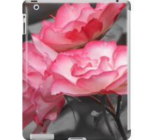 Two-tone Rose iPad Case/Skin