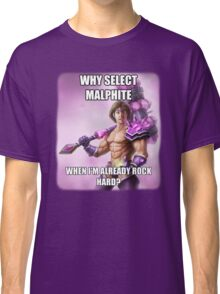 Rock Hard <3 Classic T-Shirt