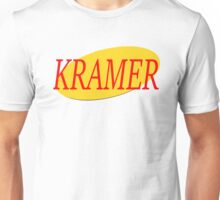 Kramer - Seinfeld Unisex T-Shirt
