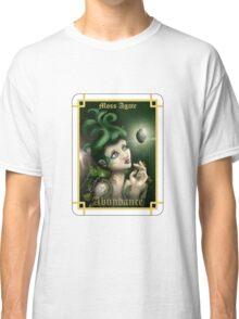 Gemstone Oracle Card - Abundance Classic T-Shirt
