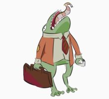 Frog Dad Kids Tee