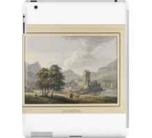Ross Castle and the Lakes of Killarney by Paul Sandby iPad Case/Skin