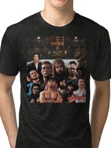 Bloodsport (1988) Tri-blend T-Shirt