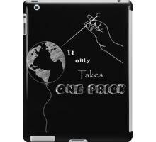 Fragile Earth - Earth Day iPad Case/Skin