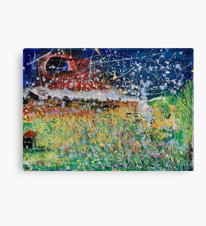 """""""Il giardino di Eva""""  Canvas Print"""