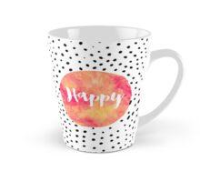 Happy Tall Mug