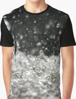 Heavy Rain Graphic T-Shirt