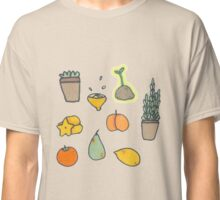 Fruit and Plants Classic T-Shirt